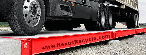 Nexus integrates automatically with your truck scale and pulls the weights in automatically. Your scale operator will see the weights change in real-time, and when they are no longer in motion, the scale operator can click the weight, and Nexus will accept it.